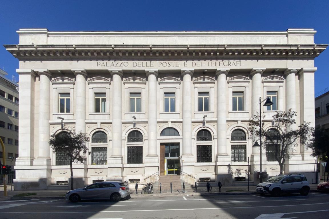 Il Palazzo delle Poste
